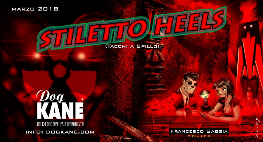 Dog Kane in Stiletto Heels | Coming soon!