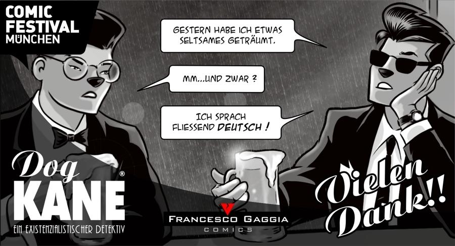 Francesco Gaggia präsentiert erstmals in Deutschland beim